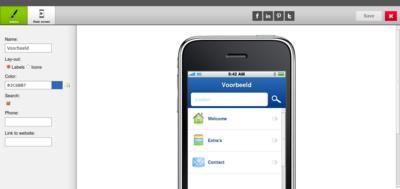 Hoe maak je een mobiele website